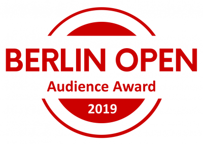 Title: BERLIN OPEN Audience Award, Presentation @ Milonga Popular @ EMBRACE BERLIN Tango Festival with professional Video from 030 Tango, Full Festival Pass for EL SABOR de Hungría in Budapest, 100 Eur Voucher Lin Creations, Certificate, Winner-Logo