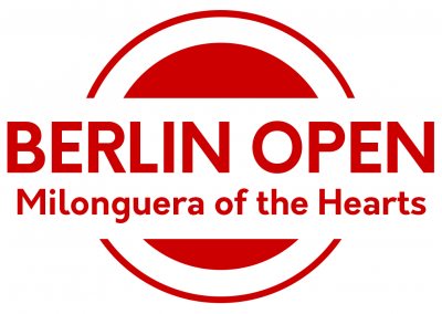 Title: Milonguera of the Hearts, Full Festival Pass of Belgrade Encuentro 2020, BERLIN OPEN Festival Pass 2020, 100 Eur Voucher Lin Creations, Certificate, Winner-Logo